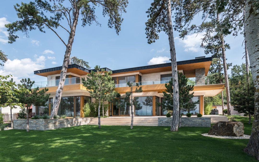 Villa – Balaton